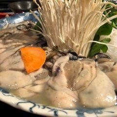 広島牡蠣鍋