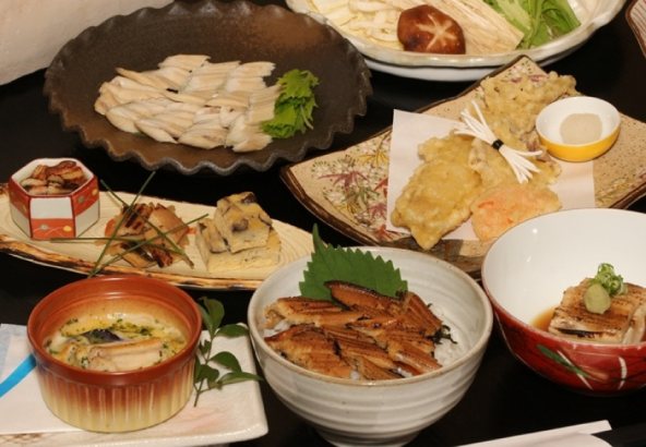 福山市穴子料理