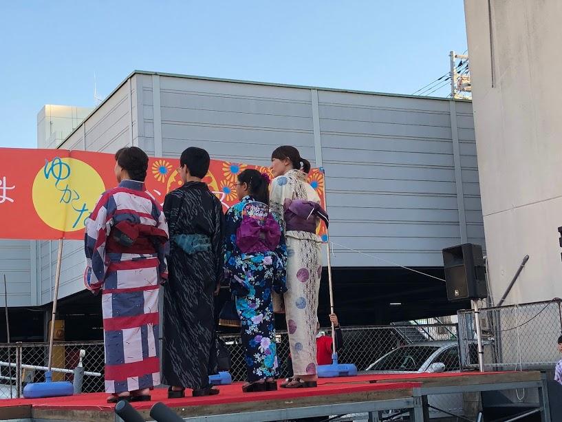 福山浴衣祭り